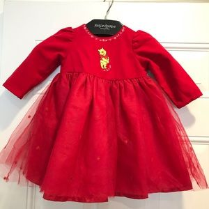 🍯18 month Winnie the Pooh dress!🍯